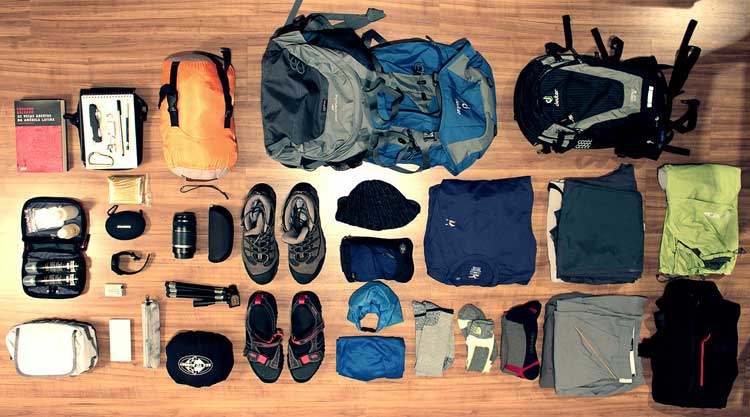 Kanchenjunga trek checklist