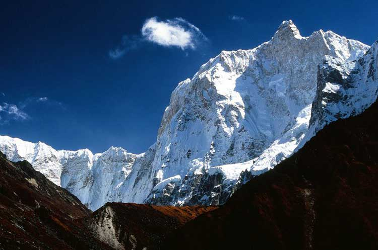 Jannu Peak Climb
