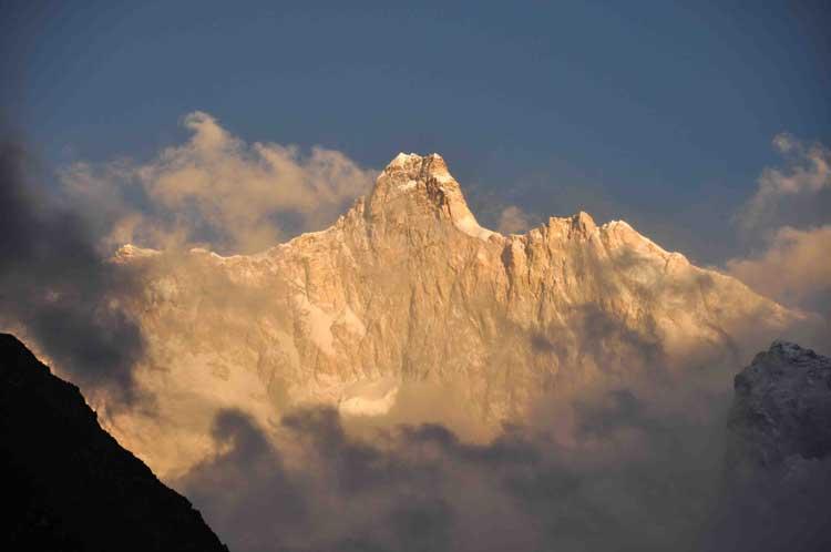 Jannu-Peak-from-Kambachen