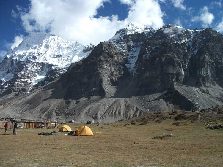 Kanchenjunga Trek North Base Camp