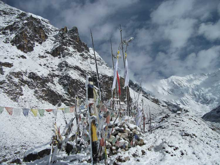 Kanchenjunga Trek South Base Camp