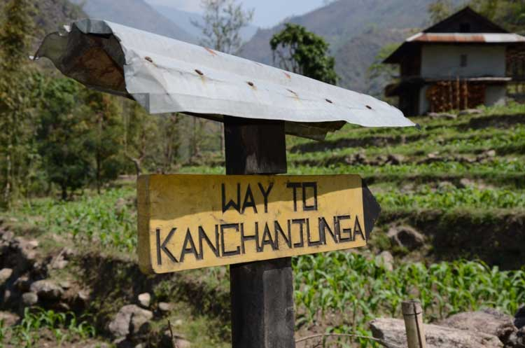 Mitlung Kanchenjunga