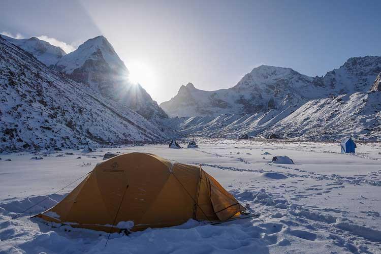 Ramche Kanchenjunga South