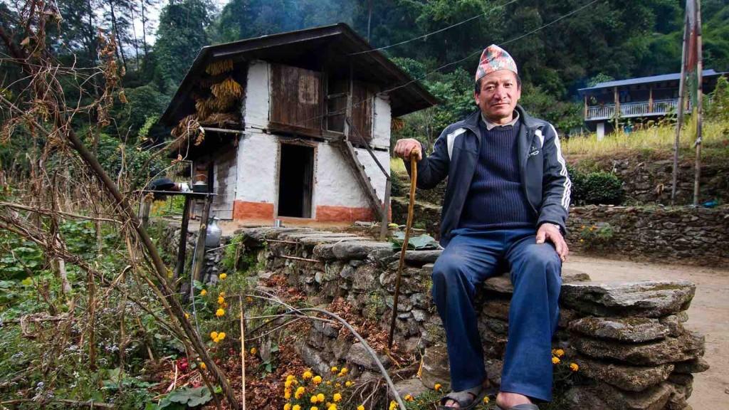 Local in Kanchenjunga