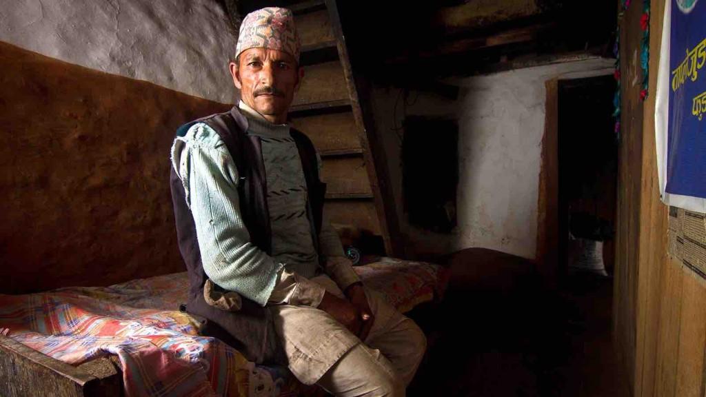 local people in Kanchenjunga