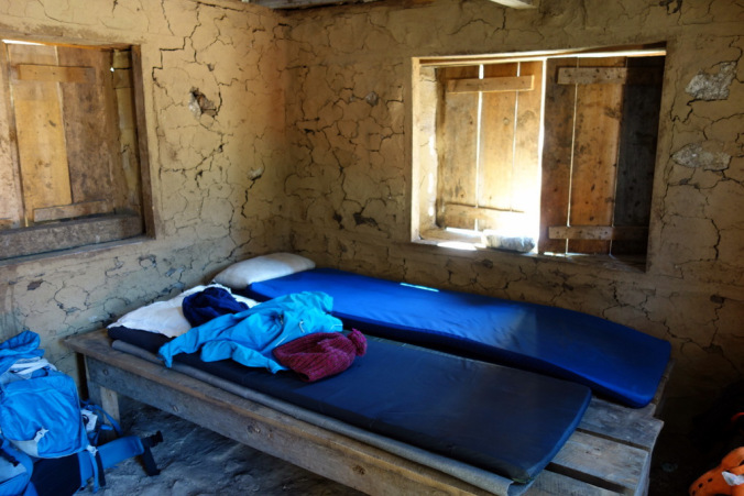 Beds in Ramche