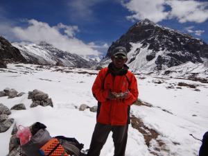 Kanchenjunga trek pack lunch