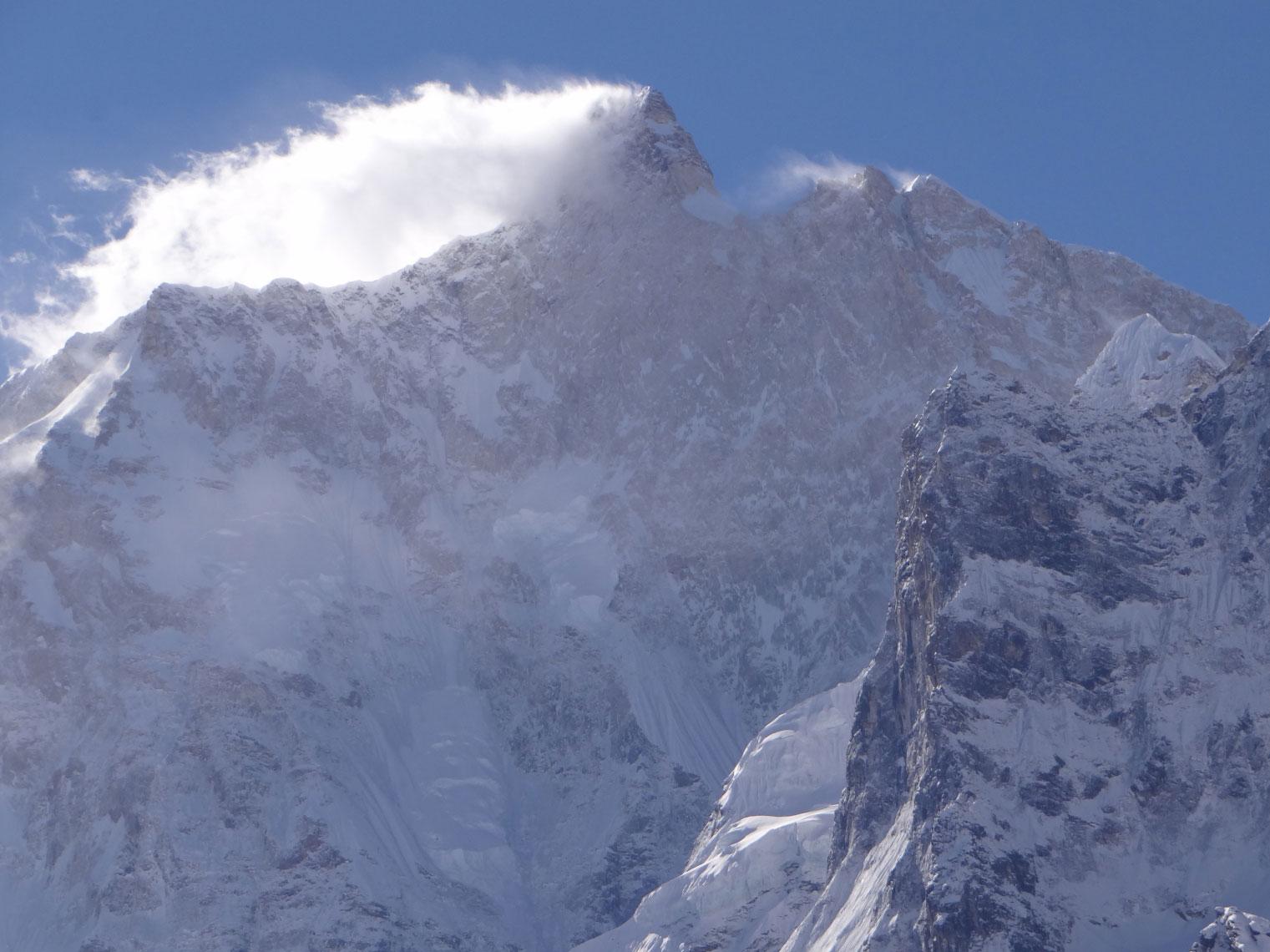 Jannu Peak
