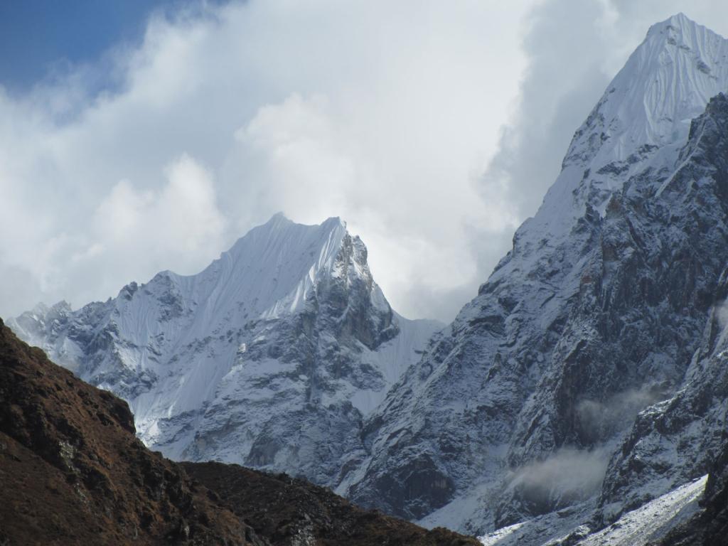 Kanchenjunga-Peak