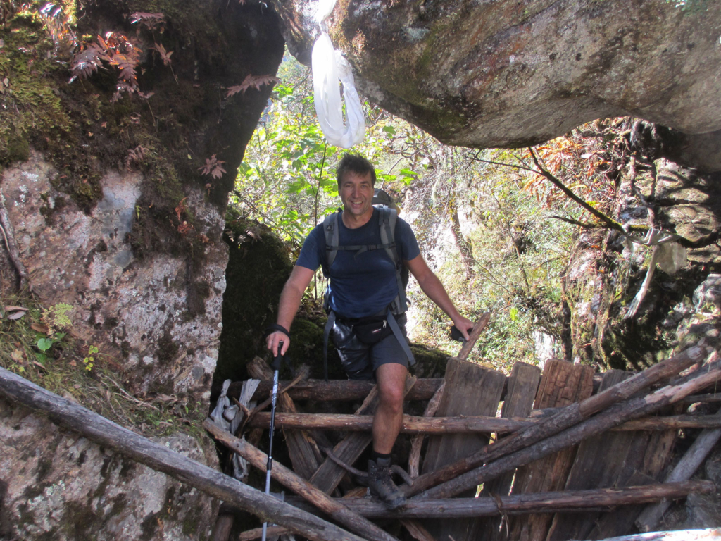 Kanchenjunga-Trail