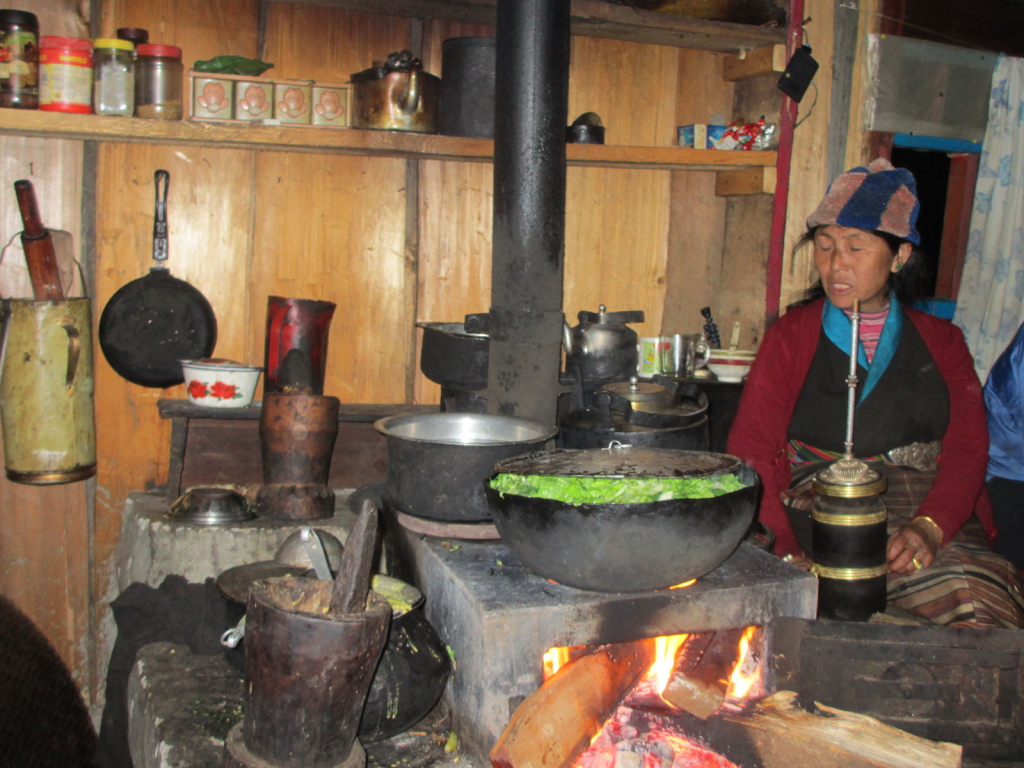 Kanchenjunga-Trek-Food