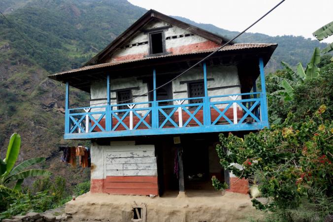 Local house Amjilasha