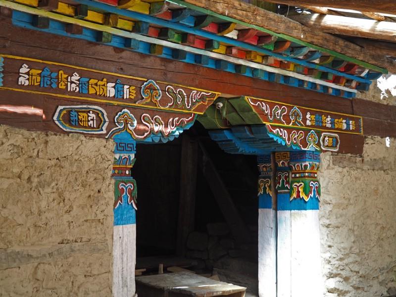 Monastery in Kanchenjunga