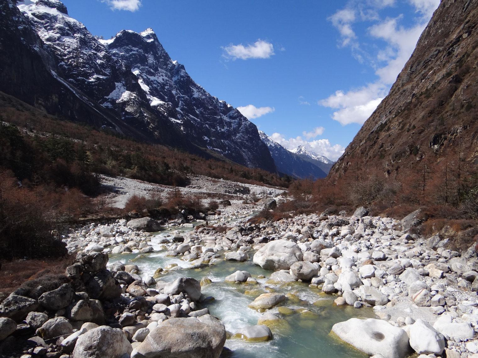 Kanchenjunga North Valley