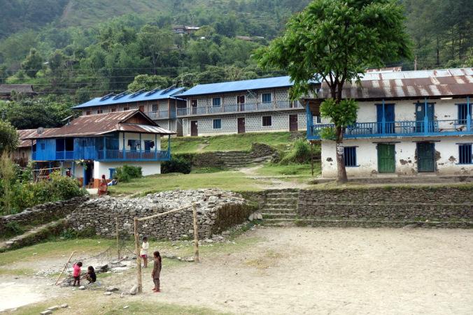 Village of Khebang