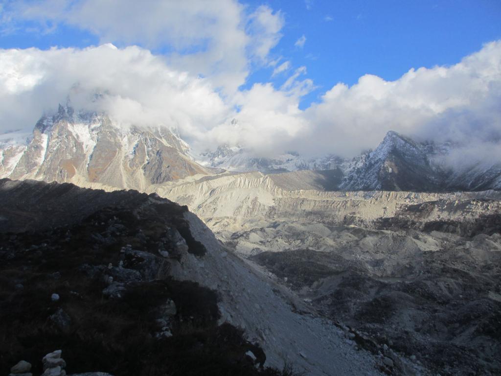 Yalung-Glacier