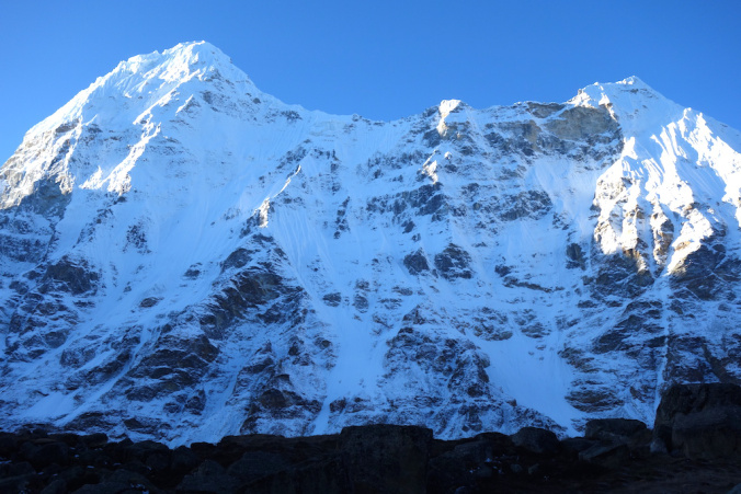 kanchenjunga north base camp