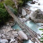 Bridge Kanchenjunga South Trek