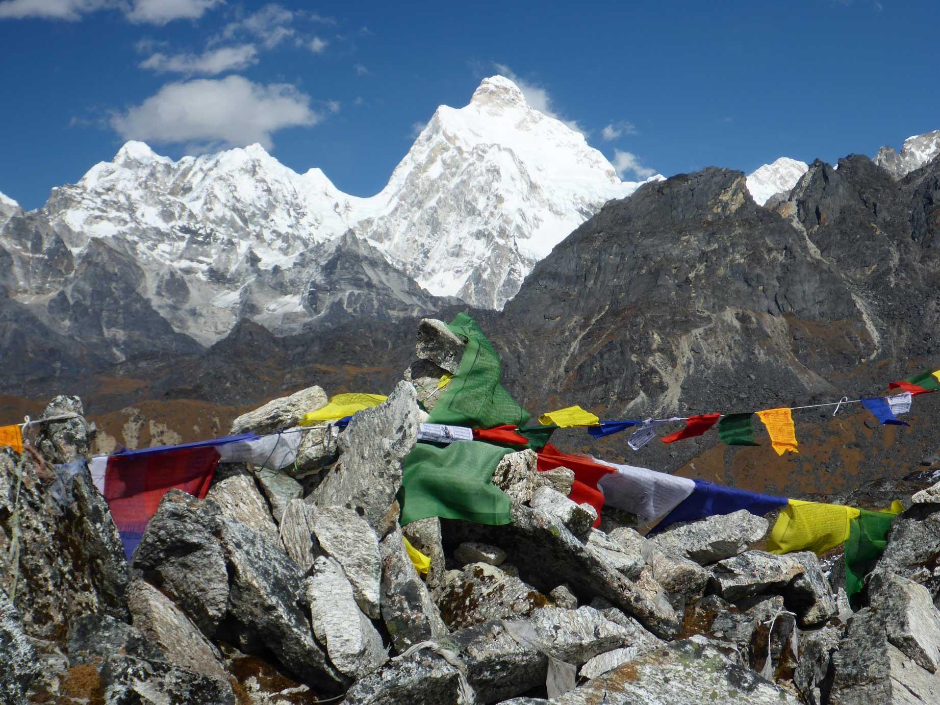 Jannu Peak Kanchenjunga