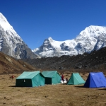 Kanchenjunga Camping