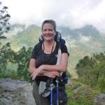 Nancy in Kanchenjunga